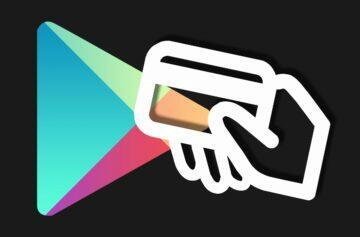 Obchod Play Google aplikace platby podíl