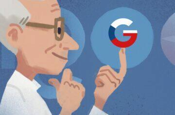 Otto Wichterle Google Doodle ČR