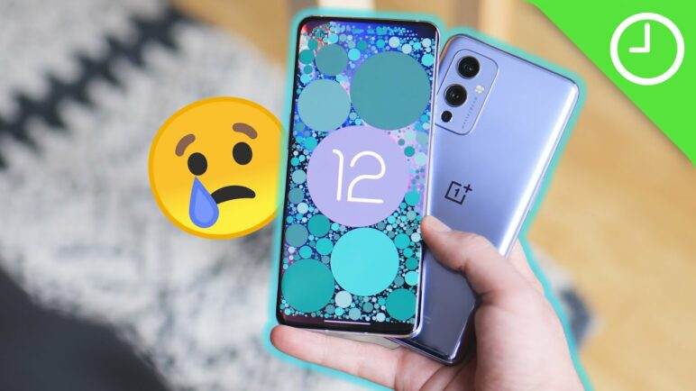 OxygenOS 12.0 hands-on: Uh oh...
