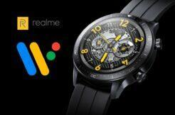 Realme Wear OS hodinky rozhovor