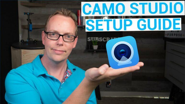 Reincubate Camo Setup Guide for PC or Mac [Super Simple iPhone Webcam]
