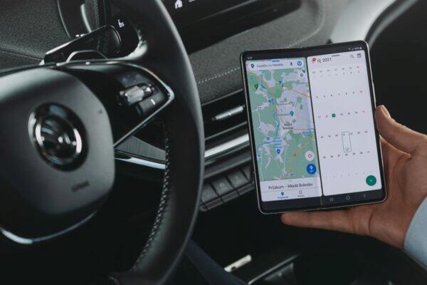 Samsung Škoda slevy Marketplace aplikace