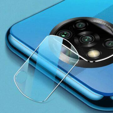 Skla na displej i foťáky mobilů Xiaomi POCO fotoaparát