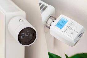 Tesla Smart Thermostatic Valve termostatické hlavice