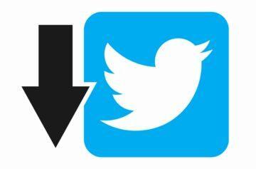 Twitter downvoting dislike negativní reakce