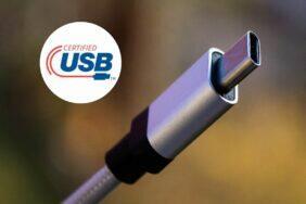 USB-C USB4 značení certifikáty kabel