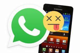 WhatsApp konec podpory listopad 2021