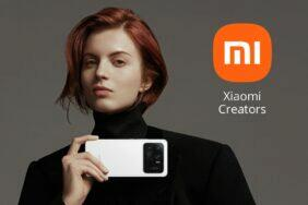 Xiaomi Creators fotografie videa