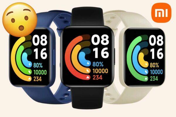 xiaomi hodinky levné