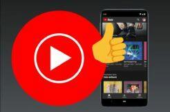 YouTube Music přehrávání na pozadí bez placení zdarma bezplatně