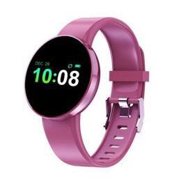 Color Screen Heart Rate Blood Oxygen Measurement Waterproof Smart Watch