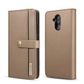 Leather 2-IN-1 Detachable Dual-Use Wallet Phone Case for Huawei Mate20 Lite