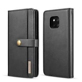 Leather 2-IN-1 Detachable Dual-Use Wallet Phone Case for Huawei Mate20 Pro