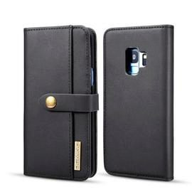 Leather 2-IN-1 Detachable Dual-Use Wallet Phone Case for Samsung S9