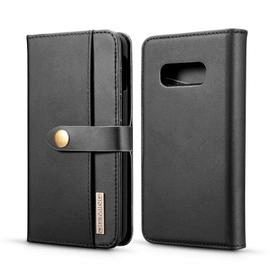 Leather 2-IN-1 Detachable Dual-Use Wallet Phone Case for Samsung S10 E