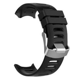 Silicone Waterproof Wristband Watch Band for Garmin Forerunner 610