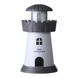 Mini Lighthouse Ultrasonic Humidifier Home Air Aroma Diffuser