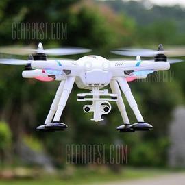 Top Sale WLtoys V303 Auto Pathfinder FPV RC Quadcopter with GPS + Camera Mount  ( No Camera ) - US Plug