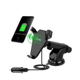 9V Suction Cup Car Phone Charger Fast Charging Universal QI Wireless Charger