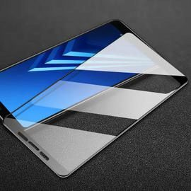 Tempered Glass Full Screen Protector for Samsung Galaxy A8+