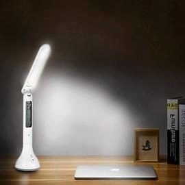 Utorch Q2 Multifunctional Rechargeable LED Desk Lamp - WHITE