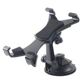 Telescopic 360 Degree Rotation Car Headrest Tablet Stand