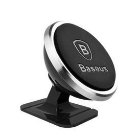 Baseus 360-DEGREE Stick-On Magnetic Car Phone Holder for Mobile Phone