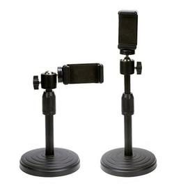 Round Base Telescopic 360 Degree Mobile Phone Bracket