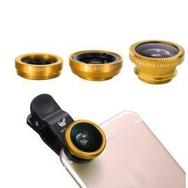 Old Shark 3-in-1 Phone Lens Kit