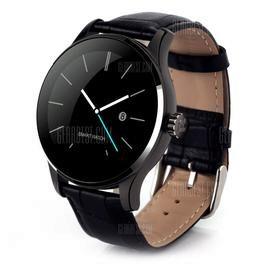 K88H Bluetooth Smart Watch Heart Rate Monitor Smartwatch