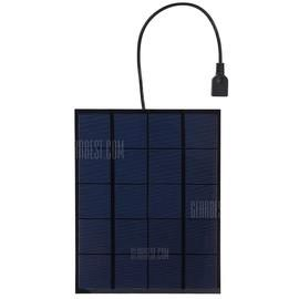 SUNWALK 5.5W 5V Monocrystalline Silicon Solar Charger Panel