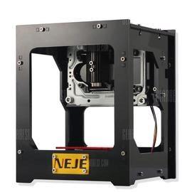 NEJE DK - BL1500mw 550 x 550 Pixel Laser Engraver
