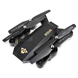 TIANQU XS809W Foldable RC Quadcopter RTF WiFi FPV / G-sensor Mode / One Key Return
