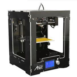 Anet A3 Full Aluminum Plastic Frame Assembled 3D Printer