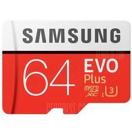 Original Samsung UHS-3 64GB Micro SDXC Memory Card