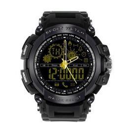 Diggro DI10 Smart Sports Watch Fitness Tracker - BLACK