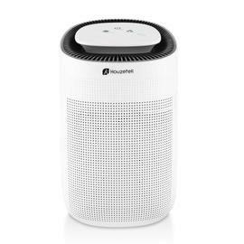 Houzetek Q7 Air Purifying Dehumidifier with HEPA Filter - WHITE EU PLUG
