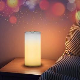 Utorch YL304B 3D Indoor Smart Gesture Control Night Light - SILVER