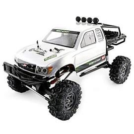 Remo Hobby 1093 - ST RC Car 1/10 2.4G 4WD Brushed Off-road Crawler Truck RTR Toy - PLATINUM