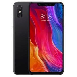 Xiaomi Mi 8 4G Phablet Global Version - BLACK