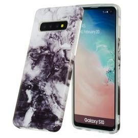 All-inclusive Soft Marble Mobile Phone Case for Samsung Galaxy S10