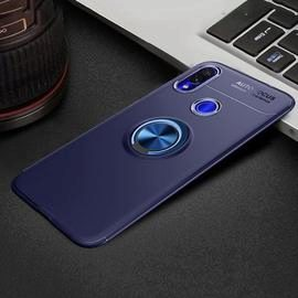 Phone Case with Invisible Ring Bracket for Xiaomi Redmi Note 7