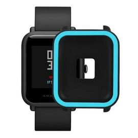 Double Colour TPU Silicone Full Case Cover For Huami Amazfit Bip Youth Watch