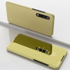 Smart Clear View Mirror Flip Phone Case for Xiaomi Mi 9SE